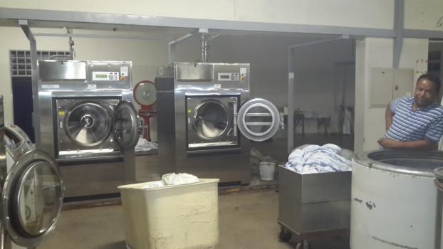 Part Refurbishment for Rundu State Hospital Laundry