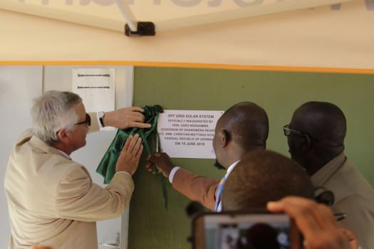 Hanns Seidel Foundation -Foundation - Electrification of 2 School in the Ohangwena Region